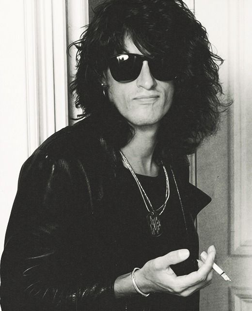 """ What I like about Aerosmith, and what we always try to do, is to keep to balance of fun. There's enough shit goin on. ""- Joe Perry. ° More"