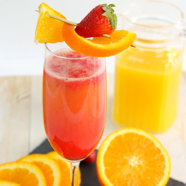 Need a new summer cocktail? This delicious Strawberry Tequila Sunrise is an amazing drink perfect for brunch with friends, happy hour, and parties too