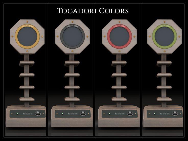 Tocadori Colors