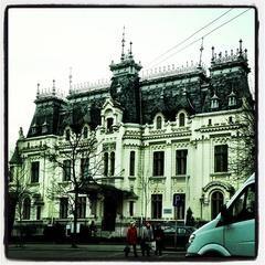 Photo taken at București / Bucharest by Brian E. on 3/22/2013