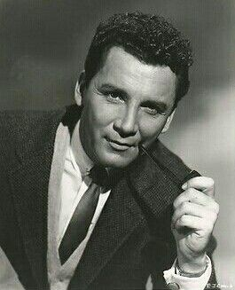 Cameron Mitchell Actor circa 1955