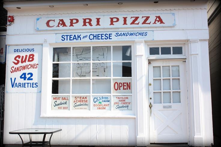 Capri Pizza in Kenilworth, NJ
