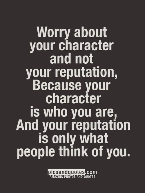 You define your own life, not others, always remember that! :) #Quote #Reputation #Character #Life #SelfEsteem