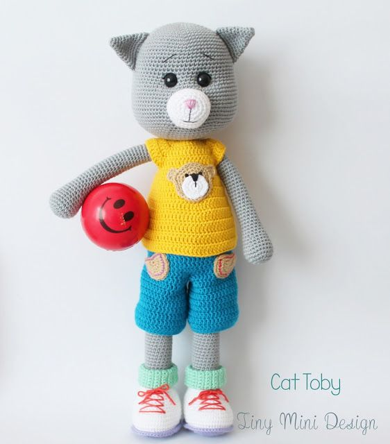 Cat Toby | Tiny Mini Design Patterns