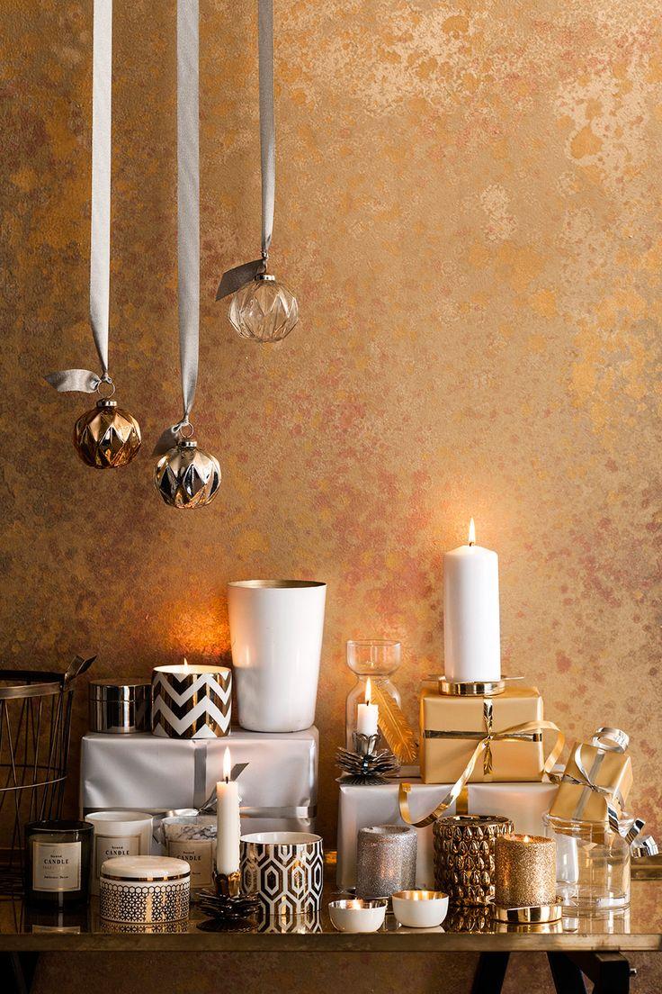 Tradition och glamour när H&M Home gör jul - Sköna hem