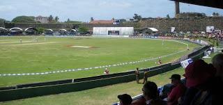 Galle International Stadium, Galle, Sri Lanka