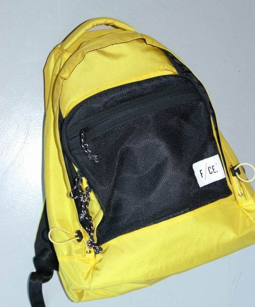 9b864ee0b281 DOORS 別注FRONT MESH RN DAY[19SSURBN02-DM94]|URBAN RESEARCH公式ファッション通販 | MEN'S  BAG【2019】 | Urban、North face backpack、Bags