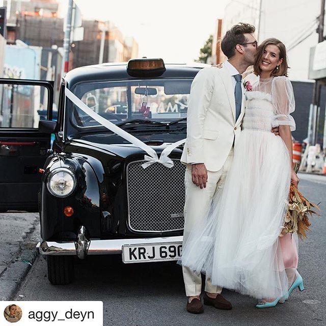 モデルとして一世風靡した、あの#アギネスディーン が花嫁に!#モリーゴダール のフェアリーなドレスがなんとも愛らしくて❤️❤️❤️さすがおしゃれ番長! #ellemariage #エルマリアージュ #agynessdeyn #model #wedding #weddingdress #mollygoddard #bride #花嫁 #ウエディングドレス