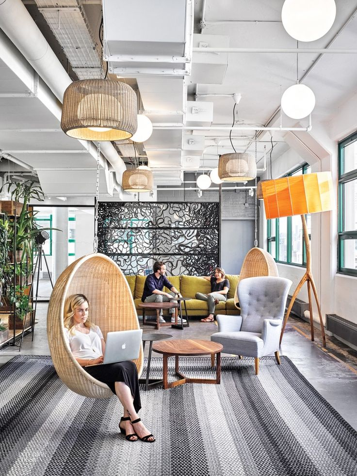 Etsy Headquarters Embrace Laptop Culture and Local Makers