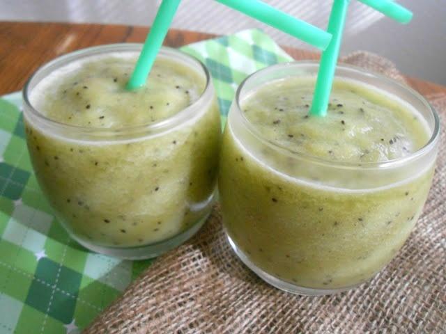 Frozen Kiwi Melon Margarita | I'll Have Another... | Pinterest