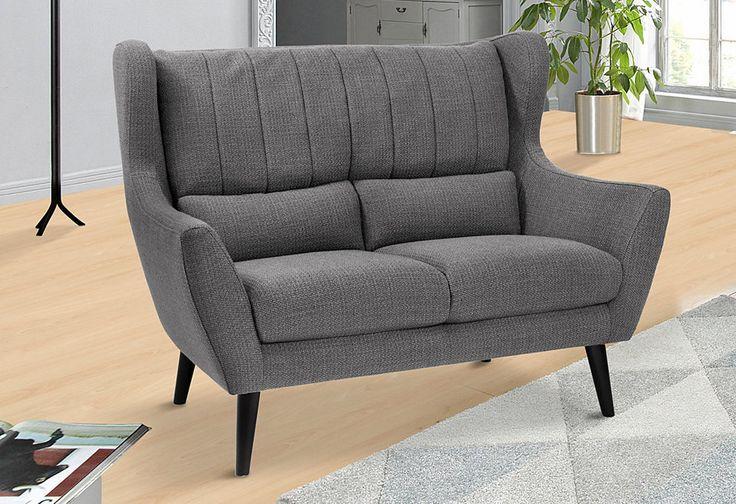 GMK Home & Living 2-Sitzer Sofa »Valga« Jetzt bestellen unter: https://moebel.ladendirekt.de/wohnzimmer/sofas/2-und-3-sitzer-sofas/?uid=89341371-b762-5c1a-b509-4416cd45624e&utm_source=pinterest&utm_medium=pin&utm_campaign=boards #sofas #3sitzersofas #wohnzimmer