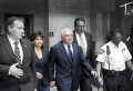 """Un accord financier au contenu confidentiel a été finalisé lundi à New York entre l'ancien directeur général du FMI Dominique Strauss-Kahn et la femme de chambre guinéenne qui l'accusait d'agression sexuelle. Cette mesure marque l'épilogue d'une saga judiciaire qui avait mis fin aux ambitions présidentielles de DSK. """"Il y a environ dix minutes, nous sommes [...]"""
