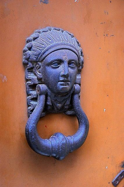 Door Knocker - Christina Khandan -  Irvine California Realtor - www.IrvineHomeBlog.com