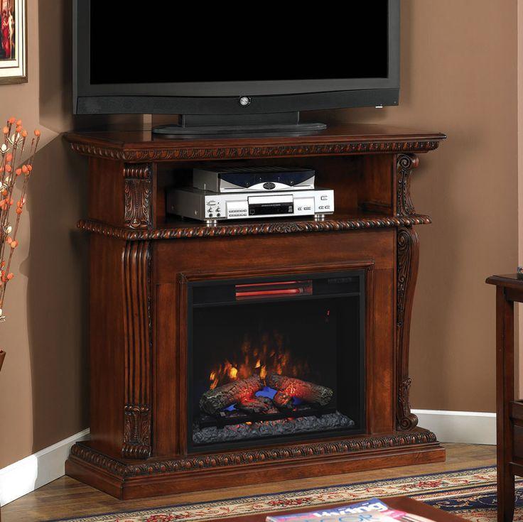 Best 25 Electric Fireplace Media Center Ideas On