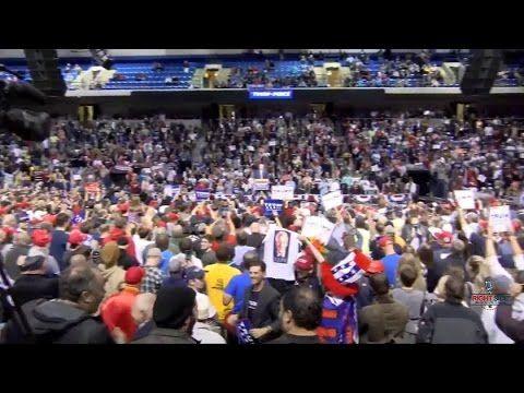 TRUMP BREAKS RECORD in Pennsylvania! — MASSIVE CROWD FOR TRUMP! (VIDEO) ||| Conservative Nation