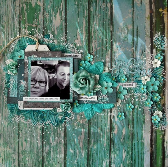 Entry to January 2017 challenge by Paivi Jankala