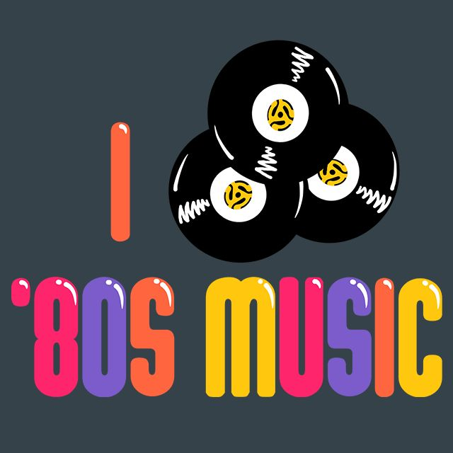 i love the 80s | ... Goodjoe Theme No. 5: Guilty Pleasures » Design: I Love '80s Music