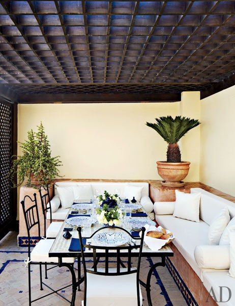 A Stellar Renovation in Morocco
