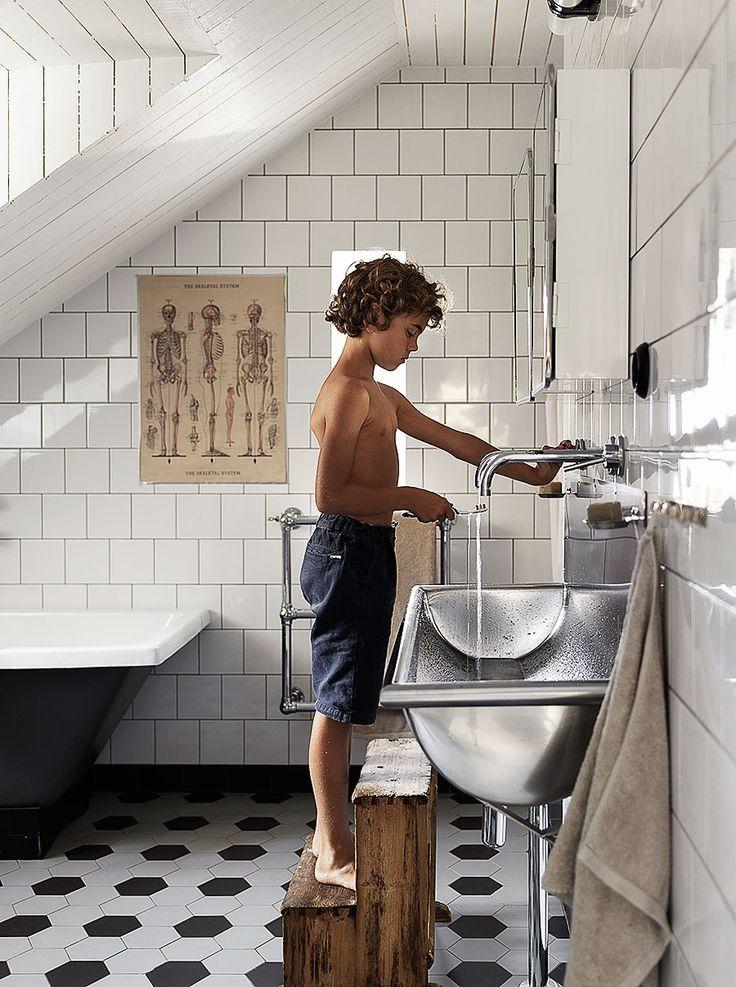 Kika in i vår bloggare Malin Perssons magnifika hem! | ELLE Decoration