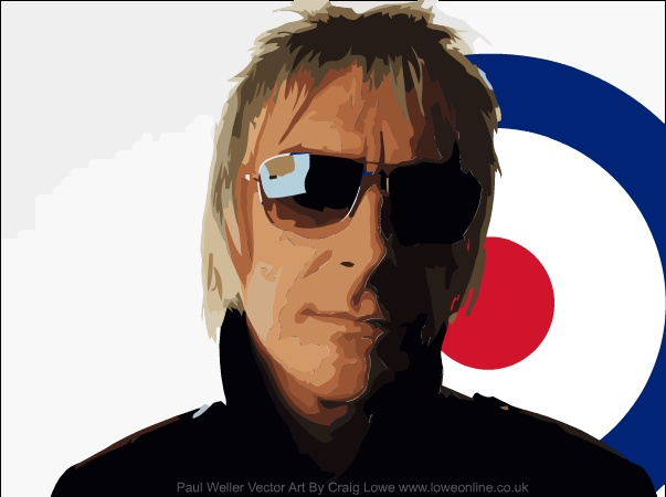 Paul Weller ......the Mod Father