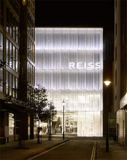Reiss structure