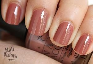 Really love thsi color! opi chocolate moose – Google Search by gena