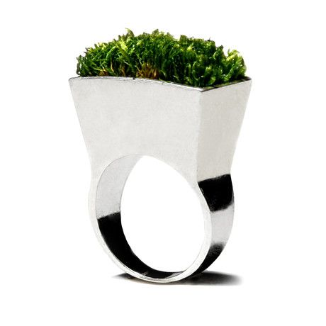 Jewelry that Grows by HAF (!) @ Touch of Modern
