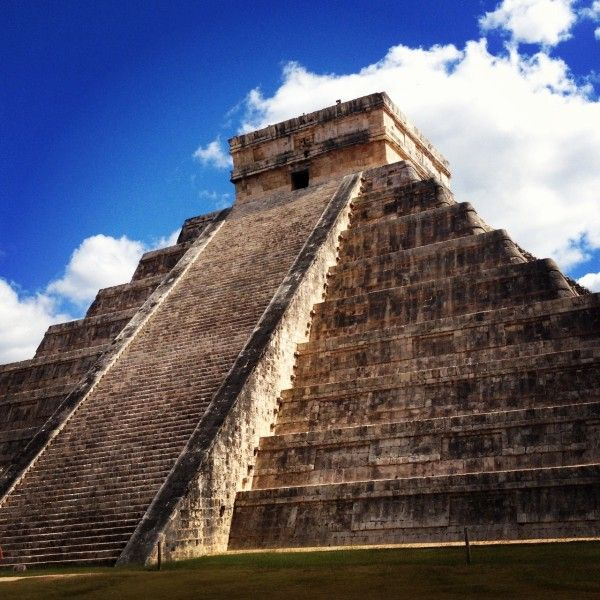 how to get to chichen itza from progreso