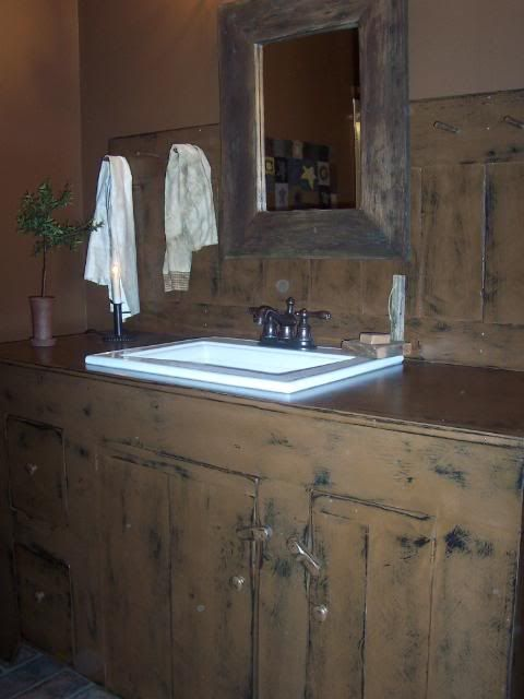 1778 best images about primitive homes decor on pinterest for Country basement ideas