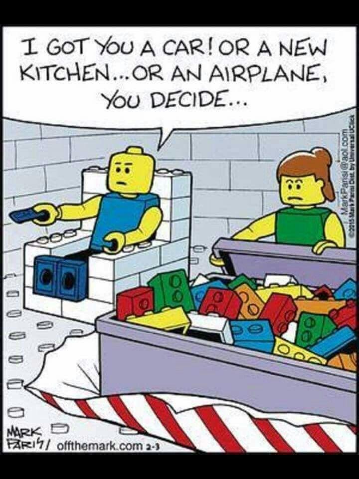 Fun Legos humor