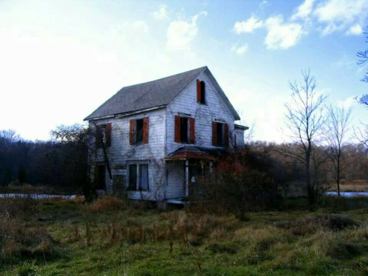 Pin by Amy Mauldin on Haunted Creepy houses, Scary