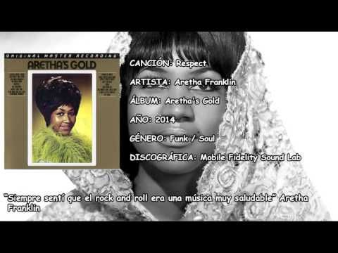 Respect Aretha's Gold Aretha Franklin