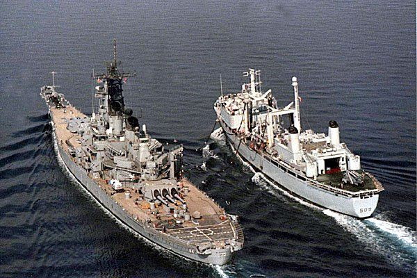 On March 1 1991 An Rvp Flight Over Faylaka Island Observed Hundreds Of Iraqis Waving White Flags The First Recorded Instance O Schlachtschiff Schiff Schlacht