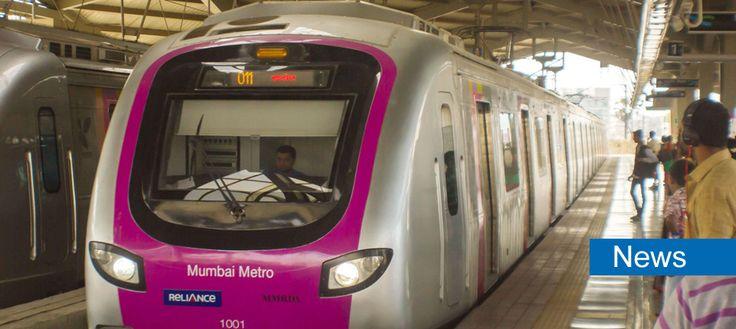 Mumbai Metro Installs Plastic Crushers At 6 Stations #RailAnalysis #News #Rail #Metro