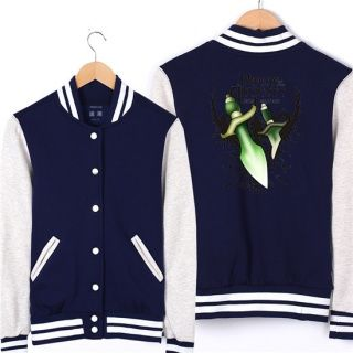 The Butterfly DotA baseball uniform fleece design for youth plus size