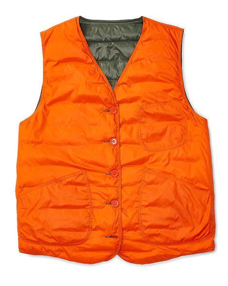 Reversible Braley Down Vest - Shop All RRL Apparel - Ralph Lauren France
