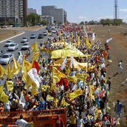 Grito dos Excluídos: mobilizações marcam o 7 de Setembro