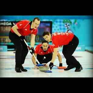 Team GB men's Curling team make it 4 wins out of 5 #sochi2014