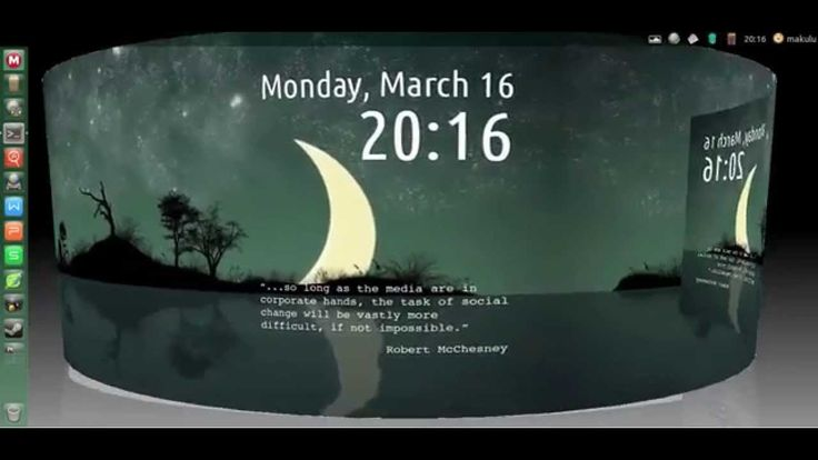 MakuluLinux Unity Desktop Next Alpha