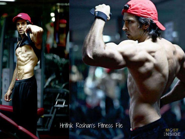 Hrithik Roshan Fitness File