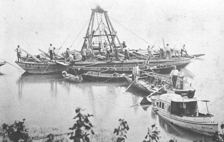 """In diesen Tagen gedenkt die Welt des Untergangs der Titanic. Leider kam es auch auf dem Bielersee zu grösseren Schiffsunglücken mit tragischem Ausgang. Der Untergang der """"Neptun"""" im Jahr 1880 gilt als eines der grössten Dampferunglücke der Schweizer Schiffahrt."""