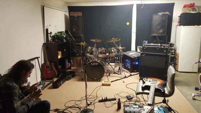 The Pure Corrupt jam space