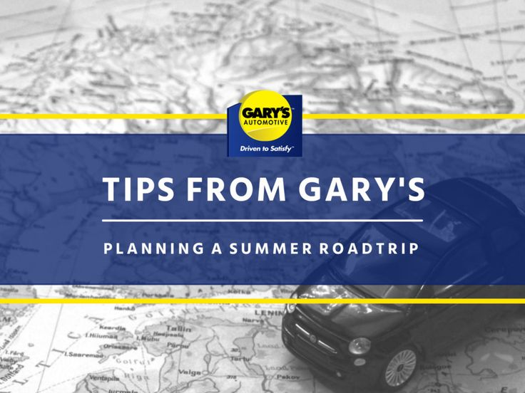 Planning A Summer Road Trip - Travel Tips & More #garysautomotive #travelontario