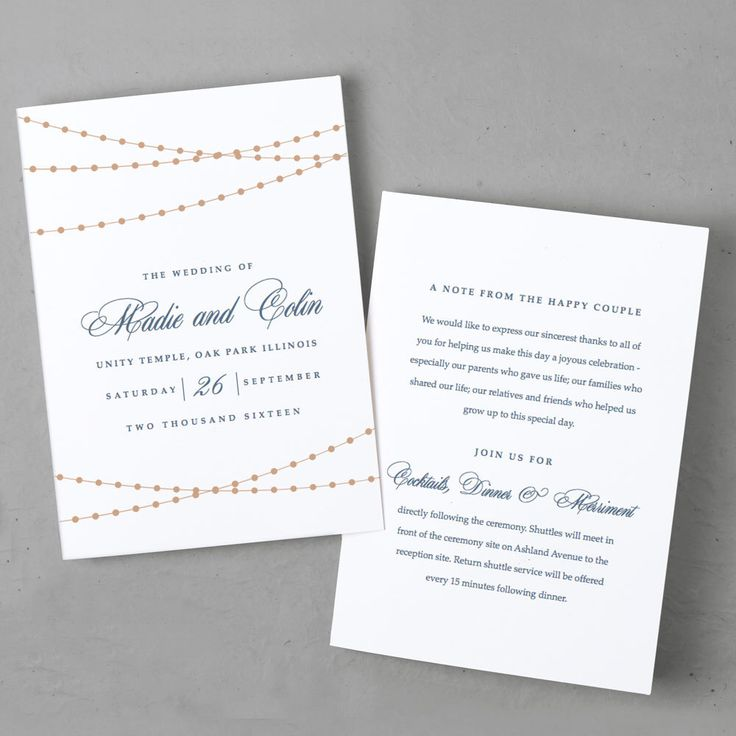 9 best Printable Wedding Programs images on Pinterest Casamento - wedding program template