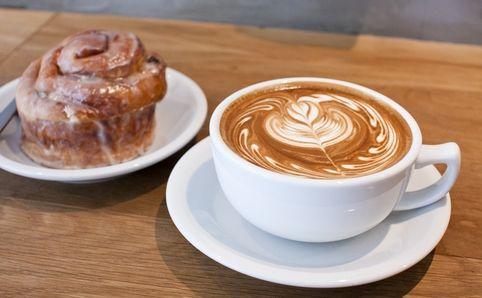STREAMER COFFEE COMPANY Shibuya -- Great coffee, great ambience and free WiFi