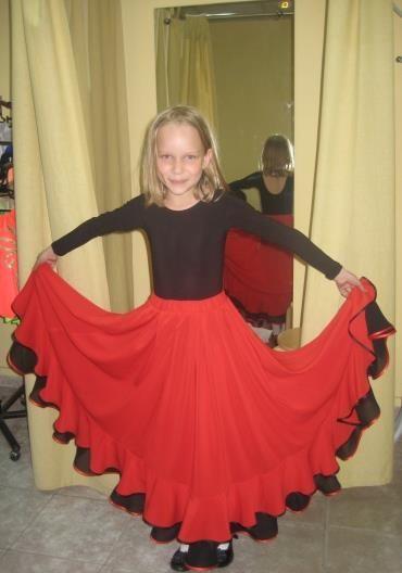 Пошив костюмов для хореографии