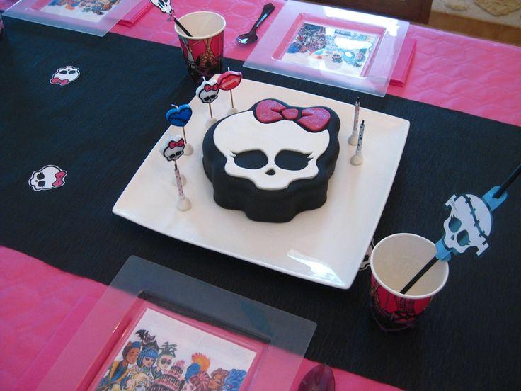Anniversaire Monster High