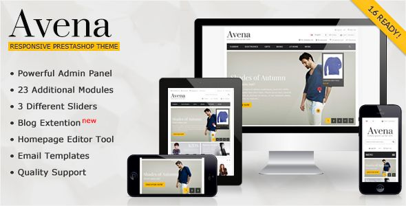 See More Avena - Responsive Premium Prestashop 1.6 Themeso please read the important details before your purchasing anyway here is the best buy