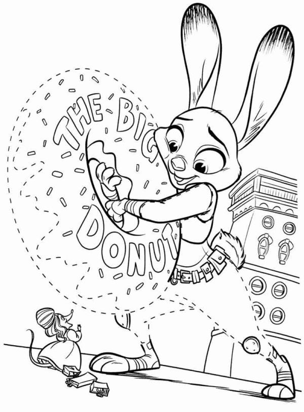 Disney Zootopia Coloring Pages Printable Free Coloring Sheets Zootopia Coloring Pages Disney Coloring Sheets Coloring Pages