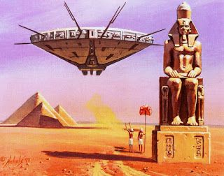 O Planeta Nibiru e a raça extraterrestre Anunaki